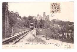 LAON - Vue Prise Du Mont De Vaux - Laon