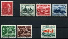 99999.234) DEUTSCHES REICH - Lot Gestempelt Aus 1938-40, 49.- € - Germany