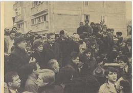 Earthquake In Armenia, 7.12.1988 - Mikhail Gorbaciov - Raissa Gorbaciova - Armenia