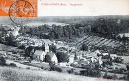 LYONS-LA-FORET (Eure) - Vue Générale - Lyons-la-Forêt