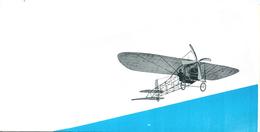 Afrique Voeux ALGERIE Sécurité Aéronautique Monoplan Blériot - Documents Historiques