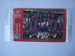 """INTERCALL  PR51   """" N.S.B """"  EQUIPE DU PARIS SAINT-GERMAIN - France"""