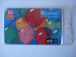 "INTERCALL  PR67   "" N.S.B ""  BALLONS ELF - France"