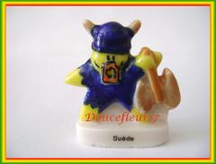 Etoiles D'Europe ... Lot De 9 Fèves ... Ref AFF : 53-2002 ... ( Pan 001 ) - Countries