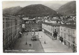 APUANIA CARRARA - PIAZZA ALBERICA  VIAGGIATA FG - Carrara