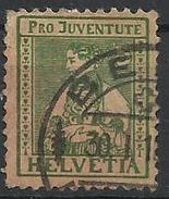 SUISSE N° 155 Oblitéré - 1917 - Schweiz