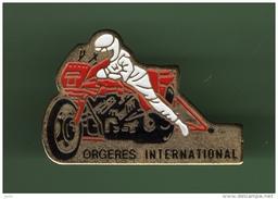 MOTO *** ORGERES INTERNATIONAL *** 0052 - Motos