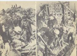 Earthquake In Armenia, 7.12.1988 - Rescuers - Armenia