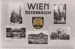 AUTRICHE,OSTERREICH,AUSTRIA,WIEN,VIENNE,ECHT PHOTO - Autres
