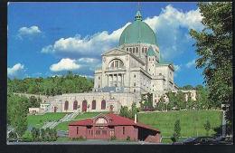 CANADA -QUEBEC - L'ORATOIRE SAINT-JOSEPH DU MONT-ROYAL-  Voyagée 1983-  Recto Verso- Paypal Free - Chicoutimi