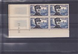 Algérie Coin Daté N° 336 Timbres Neufs ** Du 23-04-1956 - Argelia (1924-1962)