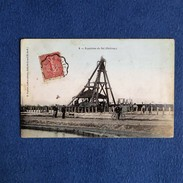 CPA-13-Salin De Giraud-Péchiney-Expédition Du Sel-Animée - France