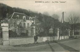 Bourré - La Villa Jeanne - France