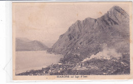 CARD  MARONE LAGO D'ISEO (BRESCIA)-FP-V-2-  0882 26603 - Brescia