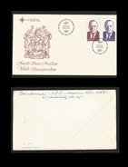 B)1978 SOUTH AFRICA,  INAGURATION  OF  Of BALTHAZAR JOHN VORSTER AS PRESIDENT OF SOUTH AFRICA, SC 509 A201,  CIRCULATED - South Africa (1961-...)