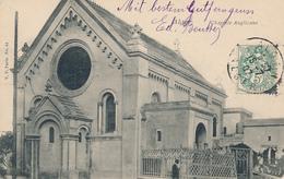 ALGERIE -  ALGER - 1907 , Chapelle Anglicane - Algiers