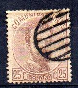 Sello Nº 124  España - 1872-73 Reino: Amadeo I