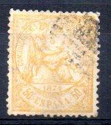 Sello Nº 149  España - 1873-74 Regencia