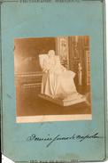 PARIS....PHOTO ORIGINALE D'EPOQUE...CIRCA 1880.DERNIERS JOURS DE NAPOLEON...WAREHOUSSE - Photos