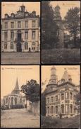 6 X CPA FONTAINE L'EVEQUE - Parc - église - Tour - Palais De Justice - Chateau !!! Bon Marchéééé - 2 Scans - Fontaine-l'Evêque