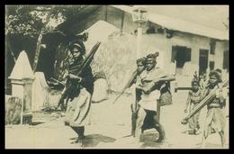 TIMOR - Tipos E Costumes ( Ed. Da Missão)    Carte Postale - Timor Oriental