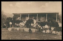 TIMOR - Colégio Da Missão De Lahane. ( Ed. Da Missão)    Carte Postale - Timor Oriental