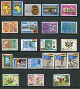 Ghana Lot De Timbres Neufs Sans Charnière ** - Ghana (1957-...)