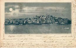 (C).Cagliari.Panorama.F.to Piccolo.Viaggiata (c16)) - Cagliari