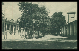 TIMOR - Rua José Maria Marques. ( Ed. Da Missão)   Carte Postale - Timor Oriental