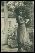 TIMOR - COSTUMES -  Tipos E Costumes .( Ed. Da Missão)  Carte Postale - Timor Orientale