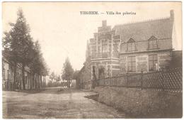 Tiegem / Tieghem - Villa Des Pélerins - Ed. Crommelynck à Tieghem - Anzegem