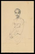 TIMOR - EXPOSIÇÕES - Maria Guilhermina( Ed. Exp. Historica Da Ocupação)  Carte Postale - East Timor