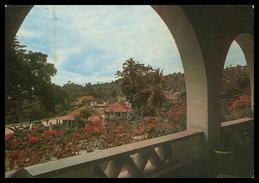 TIMOR - HOTEIS E RESTAURANTES -  Varanda Da Pousada De Santiago.  Carte Postale - Timor Orientale