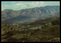 TIMOR - Vista Geral De Maubisse. ( Ed. C.T.I. De Timor)  Carte Postale - East Timor