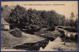 44 SAINT-AUBIN DES CHATEAUX Bords De La Chère - Altri Comuni