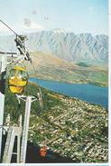 THE SKYLINE GONDOLA LIFT QUEENSTOWN - 1974 - Used -  Yt:NZ 512b / Yt:NZ 598 - Nuova Zelanda