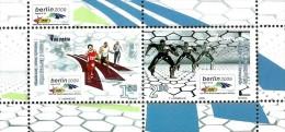 Bosnia & Herzegovina - Sarajevo - 2009 - World Athletics Championship In Berlin - Mint Souvenir Sheet - Bosnia Erzegovina