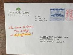 PAP REPONSE CIAPPA-KAVENA LABORATOIRE NATURAVIGNON 15P358 - Prêts-à-poster: Réponse /Ciappa-Kavena