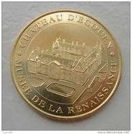 Monnaie De Paris : Ecouen - Château D´Ecouen (2001) - Monnaie De Paris