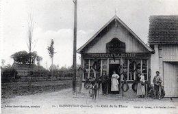 RAINNEVILLE :le Café De La Place  ,n°10 - Autres Communes