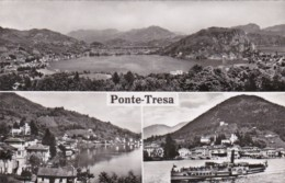 Switzerland Ponte-Tresa Multi View Photo