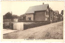 Rijkevorsel - Leopold III Straat - Uitg. Drukkerij Peeters, Rijkevorsel - Rijkevorsel