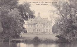 72. NOYEN SUR SARTHE. CPA . CHÂTEAU DE RIVESARTHE. ANNÉE 1904 - Frankreich