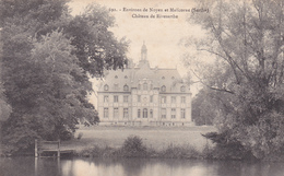 72. NOYEN SUR SARTHE. CPA . CHÂTEAU DE RIVESARTHE. ANNÉE 1904 - Francia
