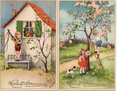 Hannes Petersen - Anniversaire, Enfants X 2 - Petersen, Hannes