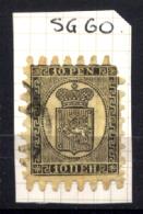 Finlandia 1870 10p.Unif.7 O/Used VF/F - Usati