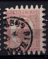 Finlandia 1870 40p.Unif.9 O/Used VF/F - Usati