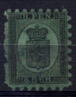 Finlandia 1870 8p.Unif.6a - I Tipo O/Used VF/F - Usati