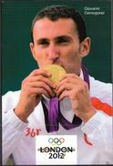 Croatia Zagreb 2012 / Olympic Games London / Shooting - TRAP / Giovanni Cernogoraz / Gold Medal Winner