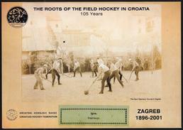 Croatia Zagreb 2001 / 18th Alps Cup For Men / Field Hockey